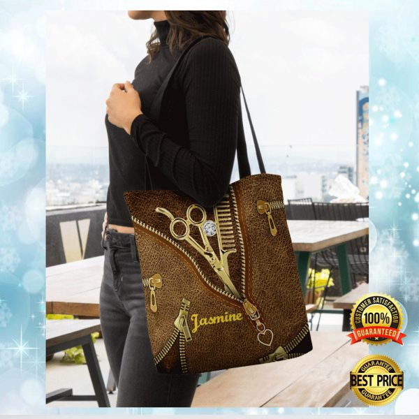 Hairstylist Tools Tote Bag 3