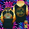 Hippie Here We Go On The Road Again All Over Printed 3d Hoodie 2