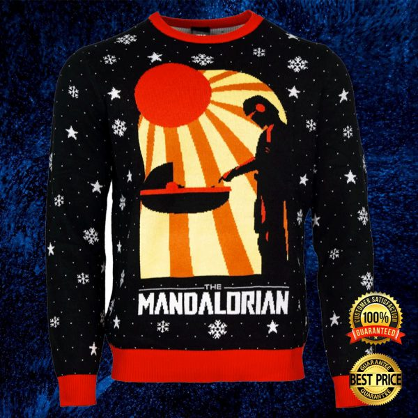 Star Wars The Mandalorian Ugly Sweater 3