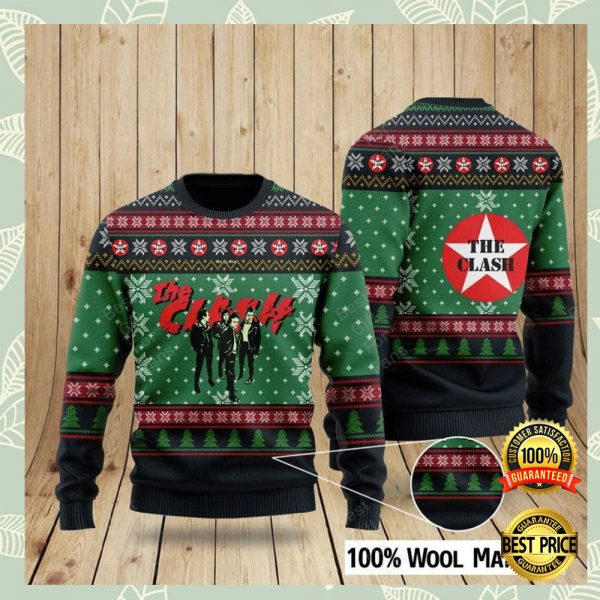 THE CLASH UGLY SWEATER 3