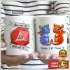PERSONALIZED DRAGON YOU ARE MY NATURAL 20 MUG 2