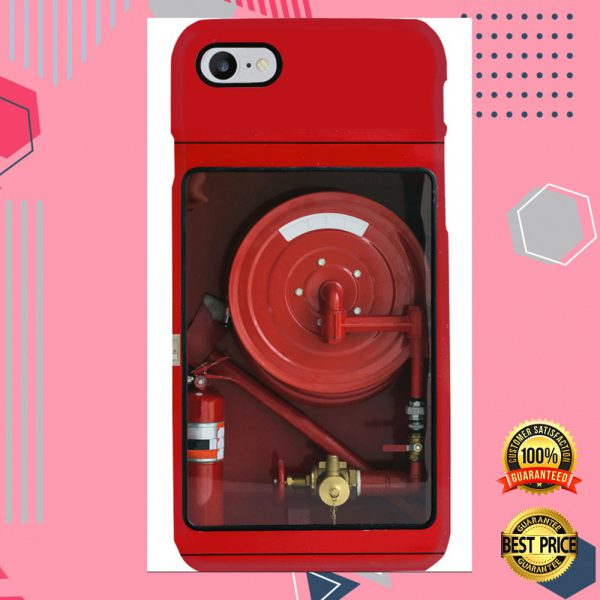 FIREFIGHTER HOSE PHONE CASE 3