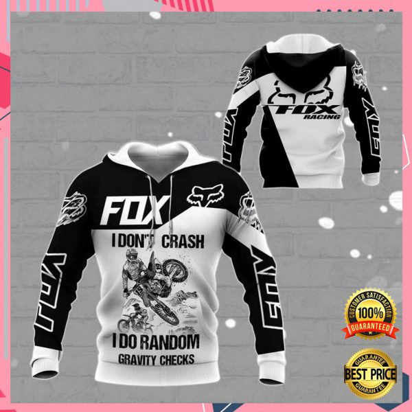 Fox Racing live to ride ride to live go fuck yourself all over printed 3D hoodie 3
