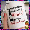 HOW MUCH SHOULD YOU SPEND ON A BOTTLE OF WINE MUG 1