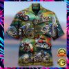 MOTORCYCLES HAWAIIAN SHIRT 1
