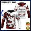PERSONALIZED DRAGON FEBRUARY GUY ALL OVER PRINTED 3D HOODIE 1