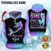 PERSONALIZED MERMAID FEBRUARY GIRL I'M NOT A ONE IN A MILLION KIND OF GIRL ALL OVER PRINTED 3D HOODIE 2