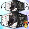 BLACK CAT KISSES FIX EVERYTHING FACE MASK 2