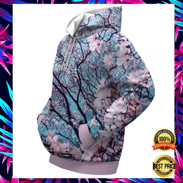 CHERRY BLOSSOM ALL OVER PRINTED 3D HOODIE 3