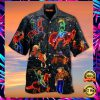 COWBOY RIDING HORSE HAWAIIAN SHIRT 1