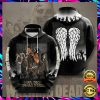 DARYL DIXON THE WALKING DEAD ALL OVER PRINTED 3D HOODIE 2