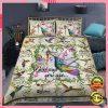 HUMMINGBIRD GOD SAYS YOU ARE UNIQUE SPECIAL LOVELY BEDDING SET 1