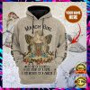 PERSONALIZED NAMASTE MARCH GIRL ALL OVER PRINTED 3D HOODIE 2