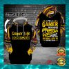 I'M A GAMER BECAUSE PUNCHING PEOPLE IN REAL LIFE IS FROWNED UPON ALL OVER PRINTED 3D HOODIE 1