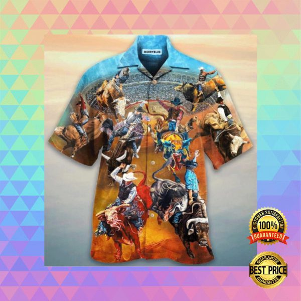 RODEO LIFE IS THE BEST LIFE HAWAIIAN SHIRT 3