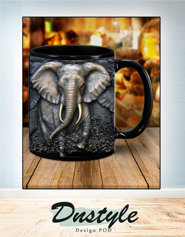Elephant you are stronger than you are mug
